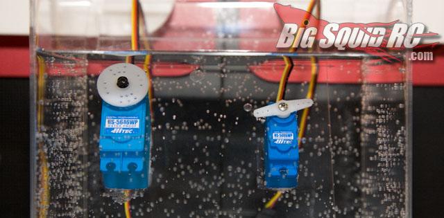 Hitec Waterproof Servos « Big Squid RC – RC Car and Truck ...