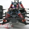 OFNA Hyper 10TT Front Suspension