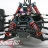 OFNA Hyper 10TT Front Suspension