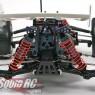 OFNA Hyper 10TT rear suspension