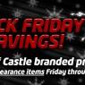 Castle Black Friday