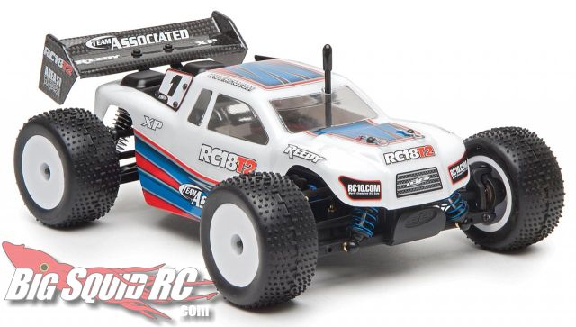 team associated rc18t2 brushless
