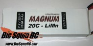 Apogee Magnum 2-Cell 20C LiMn 3800mAh battery review (1)