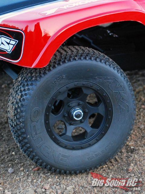 DE Racing Trinidad Wheels for the Team Losi XXX-SCT