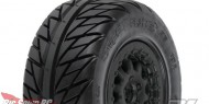 Pro-Line premounted street fighter sc tires