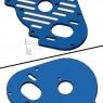 STRC XXX-SCT Heatsink finned motor plate