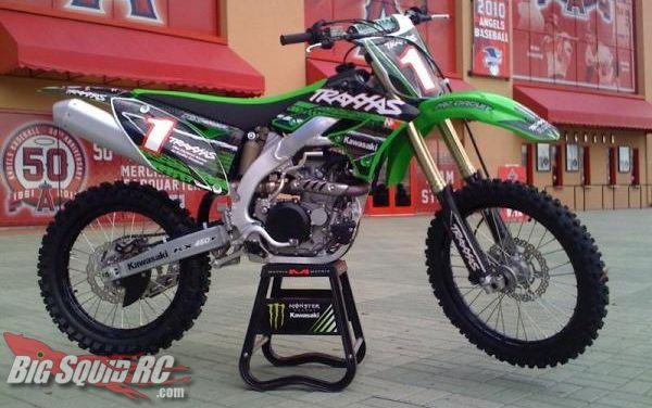 Traxxas Kawasaki Kx Giveaway