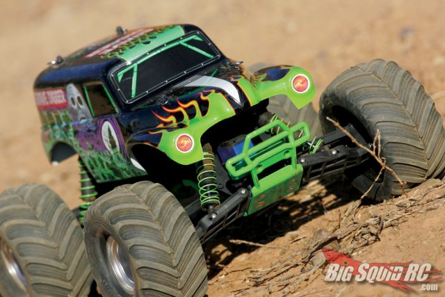 Traxxas Lining Up The Monster Jam Lineup 171 Big Squid Rc