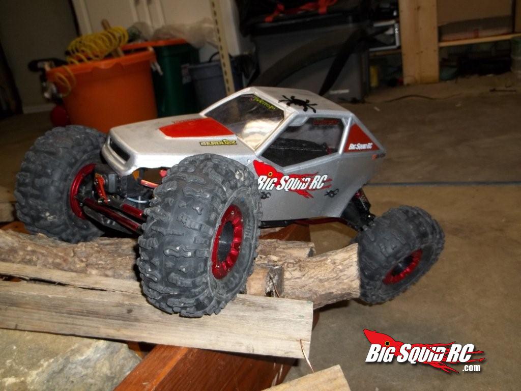 Venom Creeper Rock Crawler Review 171 Big Squid Rc Rc Car
