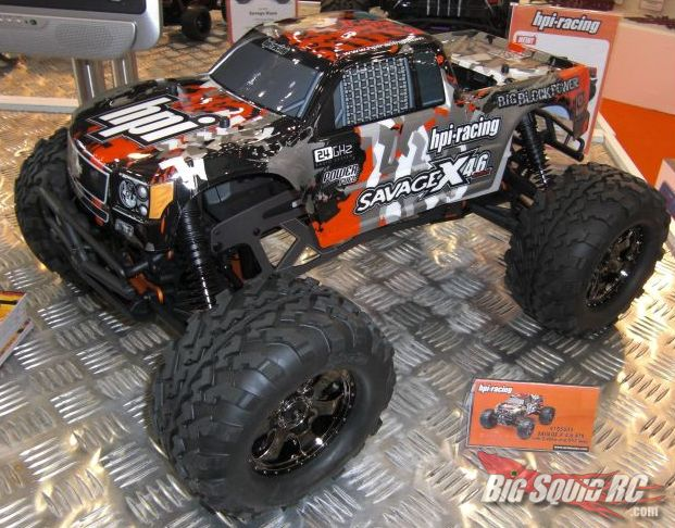 hpi updating savage x 4 6 big squid rc rc car and truck news reviews videos and more. Black Bedroom Furniture Sets. Home Design Ideas