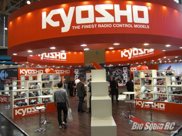 More from Nuremberg – Kyosho Booth « Big Squid RC – RC Car ...