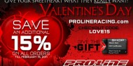 Pro-Line Valentines Day Sale