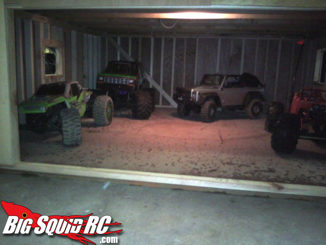 adams rc garage