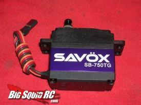 Savox Brushless Servo