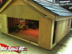 adams rc garage