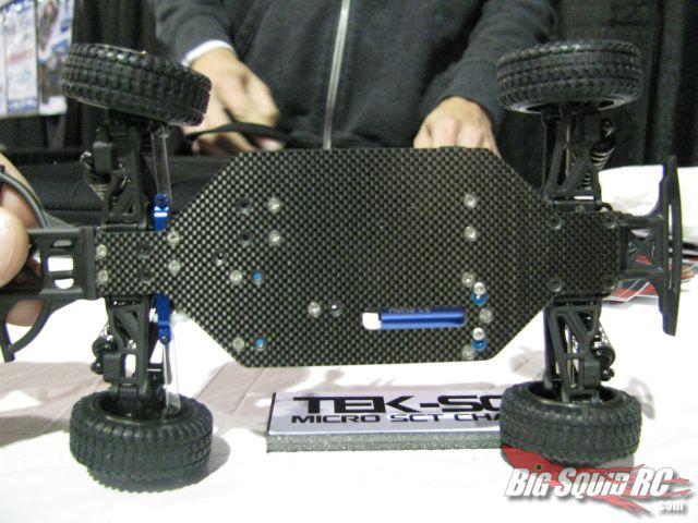 Exotek Tek Sct Carbon Fiber Chassis Set 2 171 Big Squid Rc