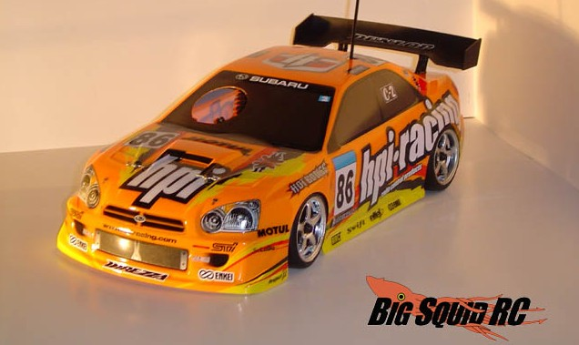HPI RS4 Stage D Kit Review (9)