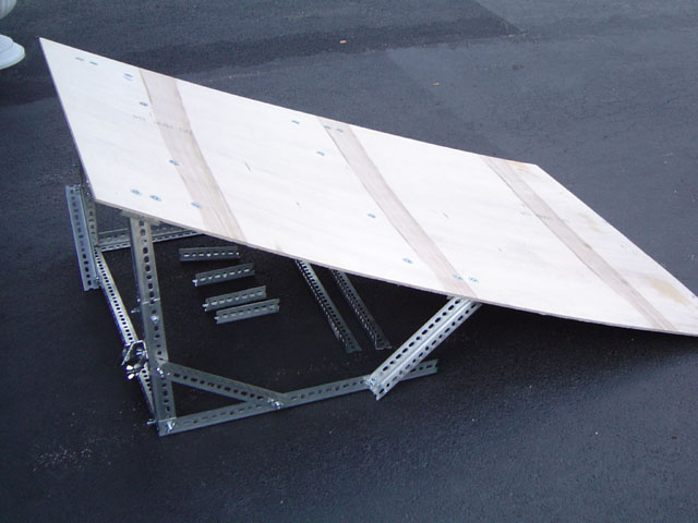 project portable adjustable ramp big squid rc rc car. Black Bedroom Furniture Sets. Home Design Ideas