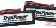 TrakPower 5600 - 6200 LiPos