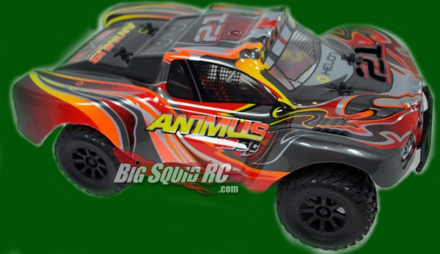 Animus 18SC from Helion