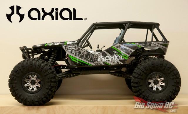 Axial Rock Racer