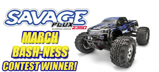 March Bash-ness Winner