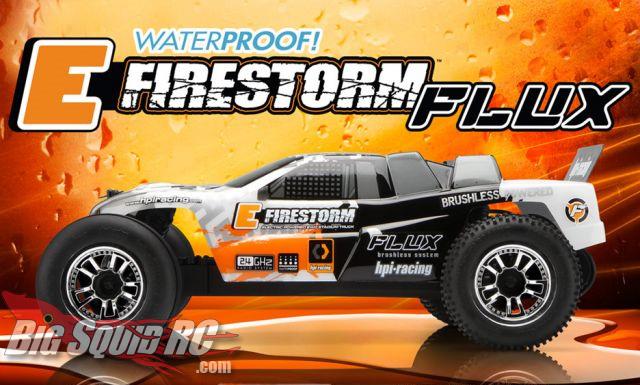HPI E-Firestorm Flux
