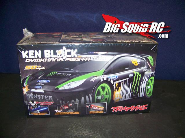 Traxxas Ken Block Car