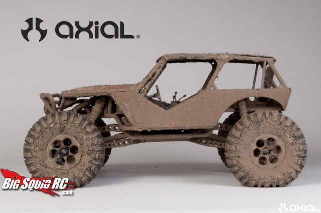 Axial Rock Racer, Mud Racer Project X