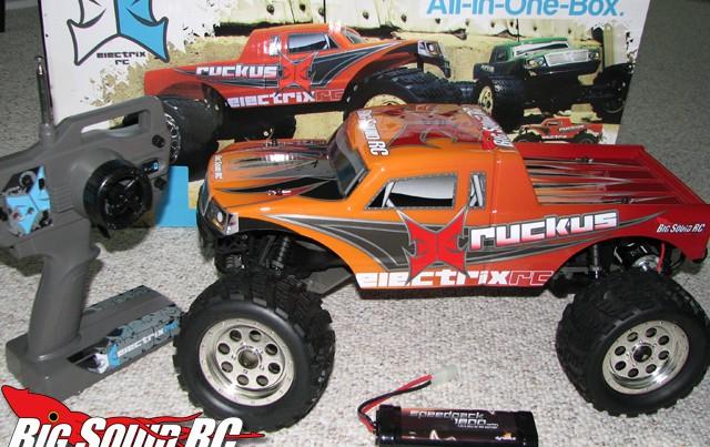 Electrix Ruckus