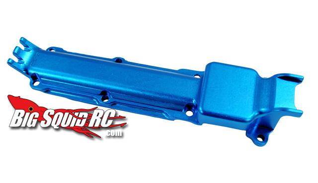 GH Racing Aluminum Skid Plate