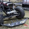 AJS Machine SCX10 Bumper mount (4)