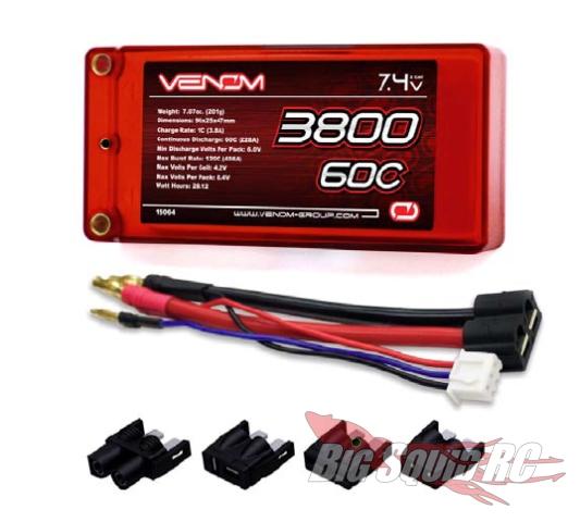 Lots of New Venom Batteries « Big Squid RC – RC Car and ...