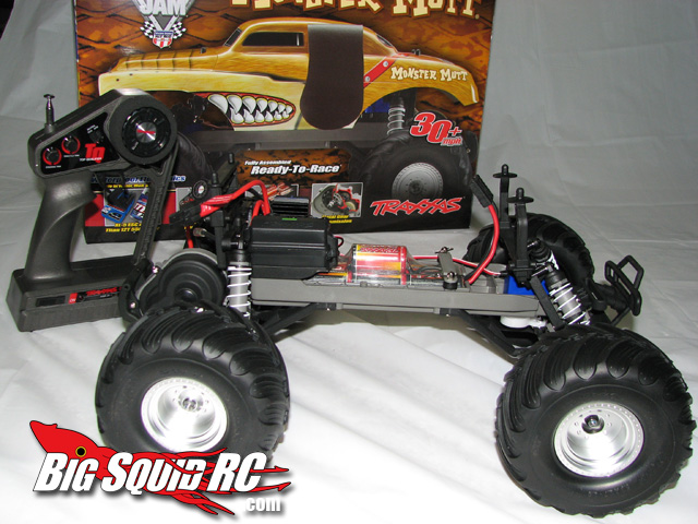 Unboxing the Traxxas Monster Mutt « Big Squid RC – RC Car ...