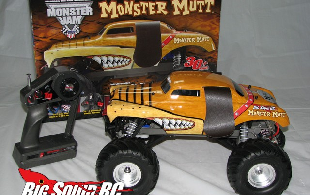 Traxxas Monster Mutt