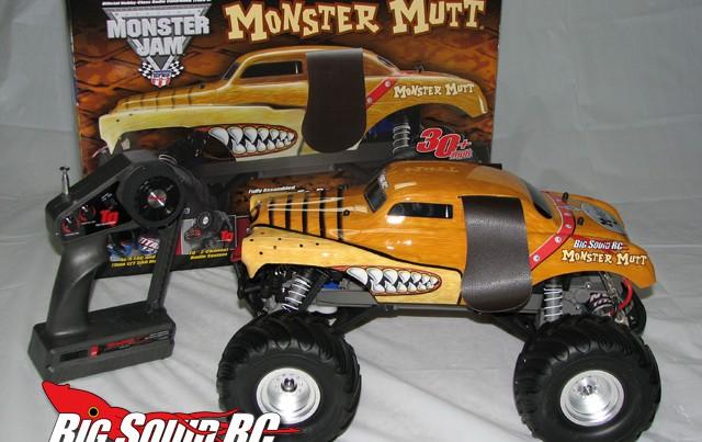 Traxxas Monster Mutt