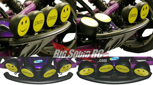 RPM Light Mounts for HPI Baja 5B