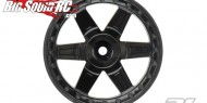 ProLine Desperado 2.8 Black Wheels