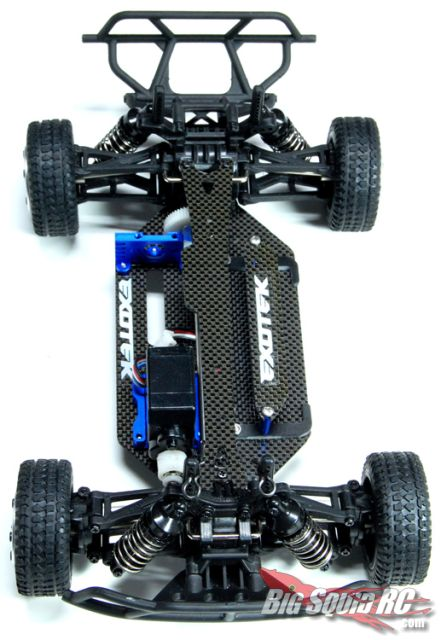 Ship A Car Direct >> TEK-SCX carbon chassis conversion for Micro-SCT now ...