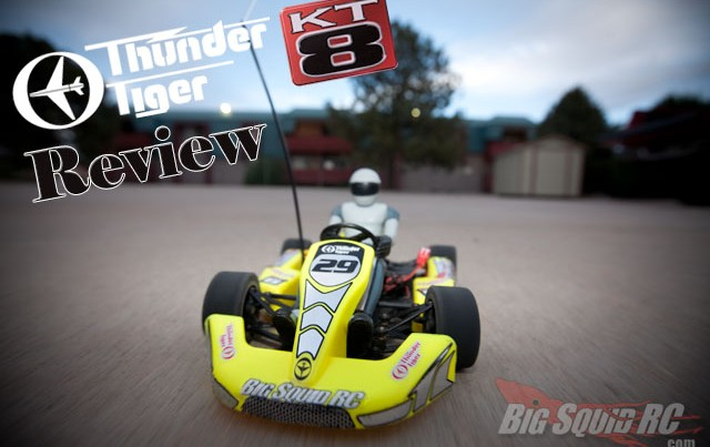 Thunder Tiger KT8 Review - Opening image
