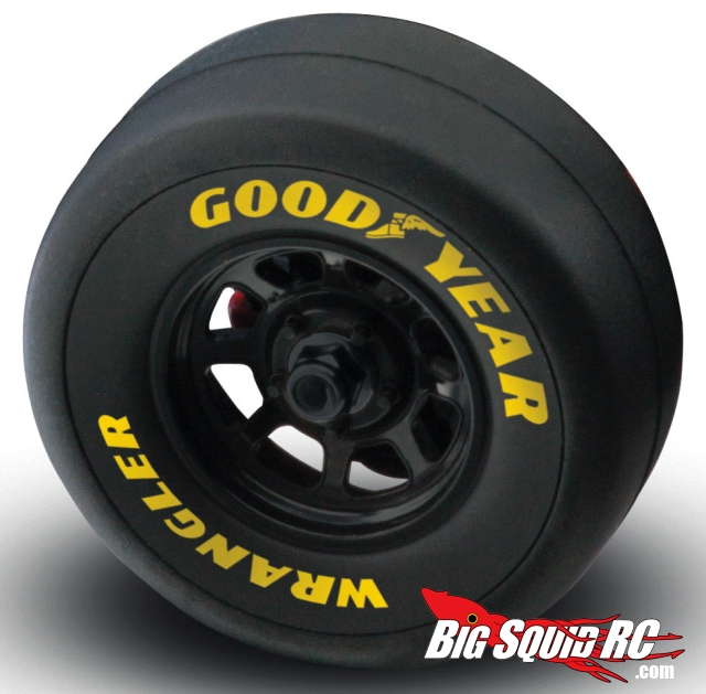 Goodyear Racing Tires >> OFFICIAL Traxxas Kyle Busch Camping World 1/16th Scale Truck « Big Squid RC – RC Car and Truck ...