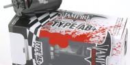 Vampire Racing Type AB+Motor