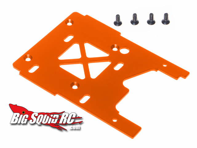HPI Savage Engine Plate