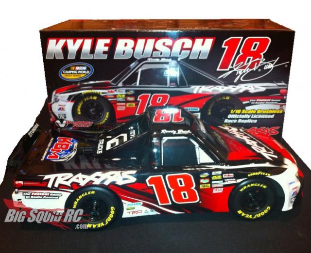 Traxxas Kyle Busch NASCAR Camping World Truck