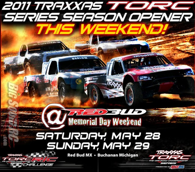 Traxxas TORC Series at Red Bud