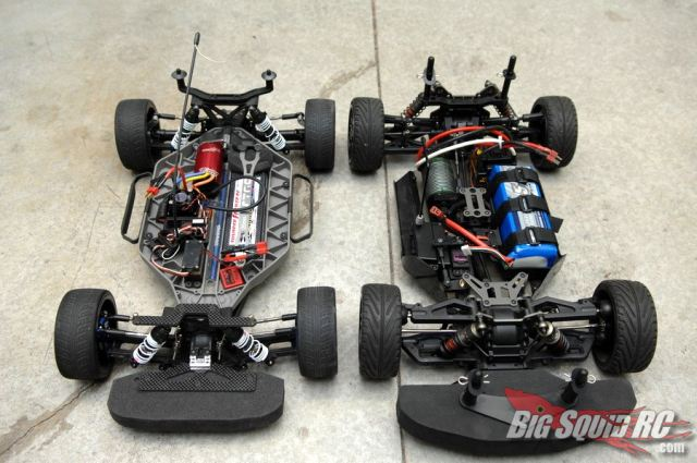 Strc Gt 8 Rally Conversion For Slash 4 215 4 171 Big Squid Rc