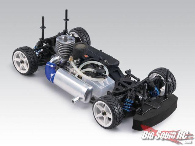 Ball Bearings Car >> Thunder Tiger's Tomahawk VX is a sharp looking ride… « Big