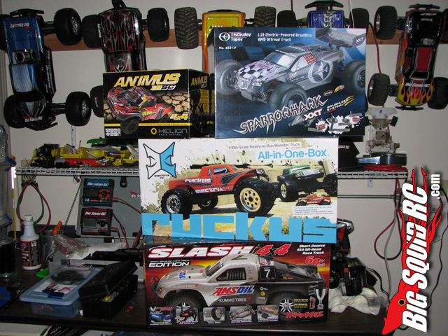rc car boxes