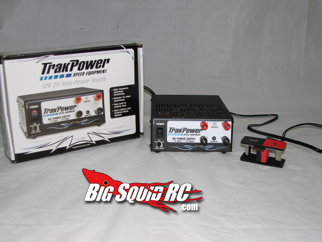 TrakPower Power Supply
