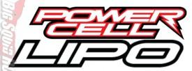 PowerCell LiPo logo